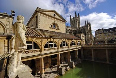 Anglie s pečetí UNESCO